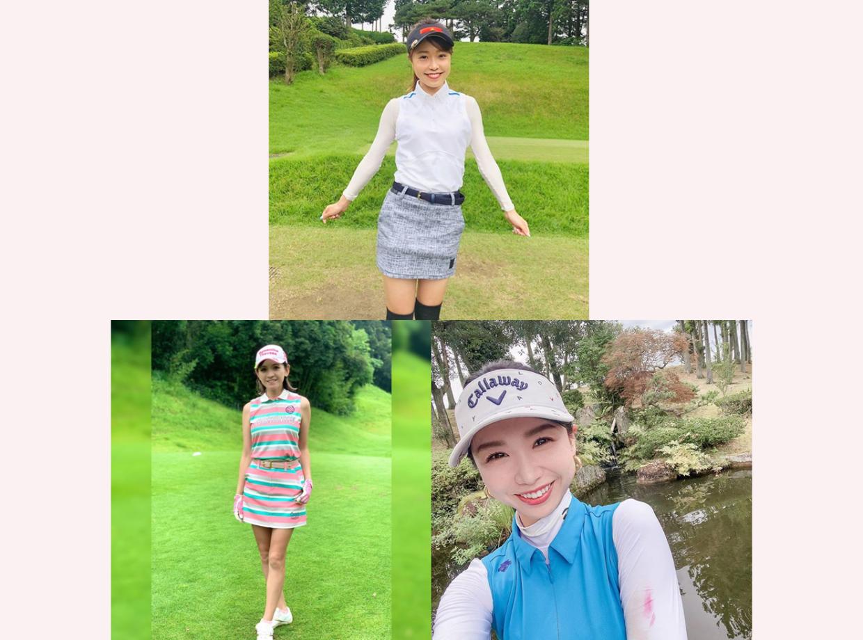 中止のお知らせ【神奈川-11月25日(水)】★美女ゴルファー3名が参加するラウンド企画★